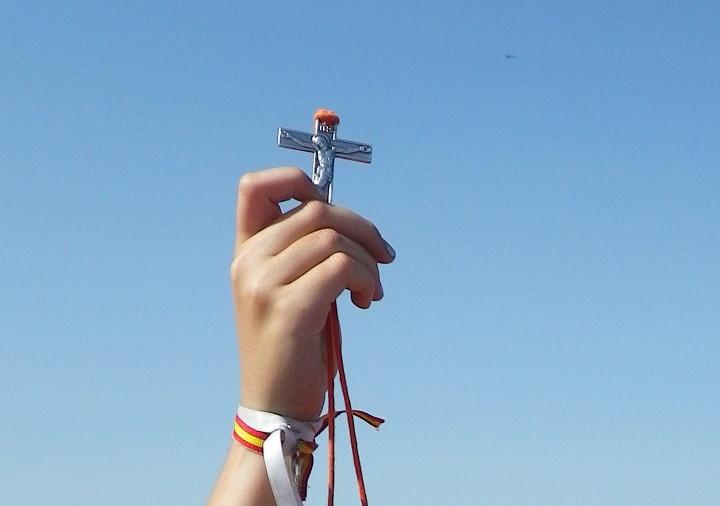 Croix des JMJ de Madrid