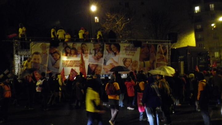 Char boulevard Pasteur