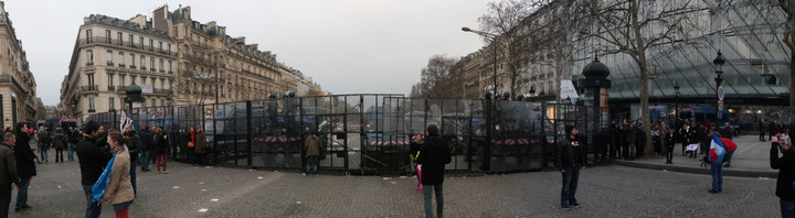 Champs fermés