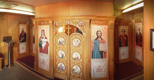 chapelle du Krusenstern