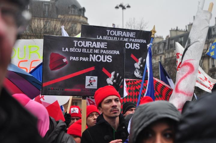 Touraine, La sécu ne passera pas