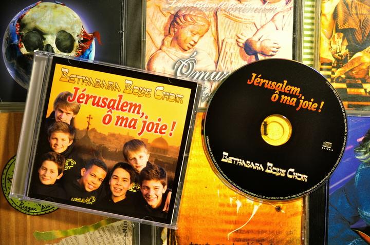 Bethabara boys choir - Jérusalem, ô ma joie!